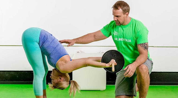 Liikkuvuus ja Lihaskunto