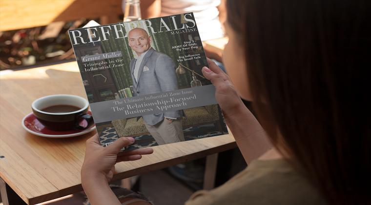 Referrals Magazine