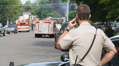 Indiana First Responder Sponsored Continuing Education