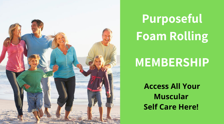 Purposeful Foam Rolling Membership
