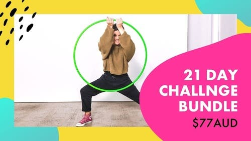 21 Day Challenge Bundle