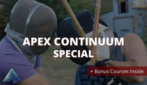 Apex Continuum Subscription Special