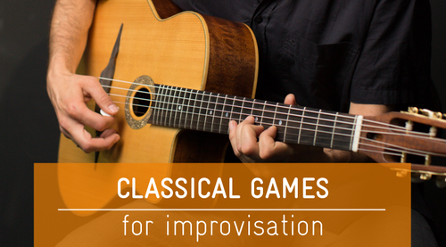 CLASSICAL GAMES FOR IMPROVISATION
