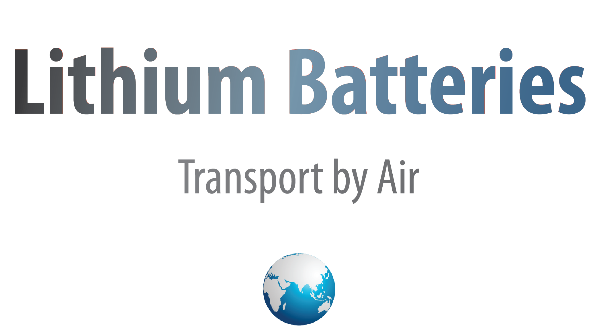 Shipping Small Lithium Batteries by Air