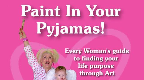 Paint In Your Pyjamas!