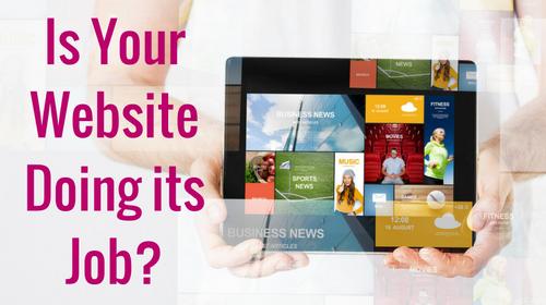 Design & Plan Your Client Attracting Website
