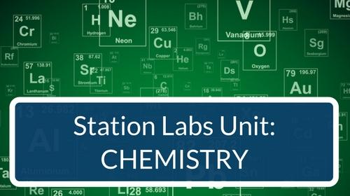 Chemistry Station Labs Bundle