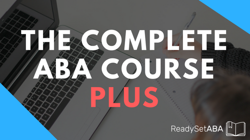 The Complete ABA Course Plus