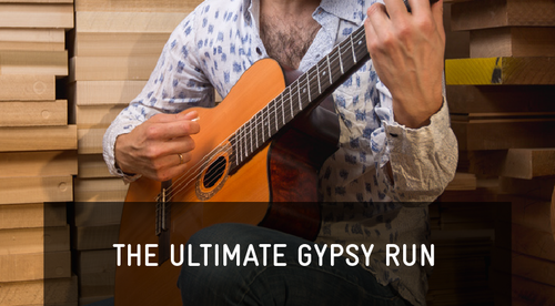 The Ultimate Gypsy Run