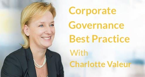 Corporate Governance Best Practice
