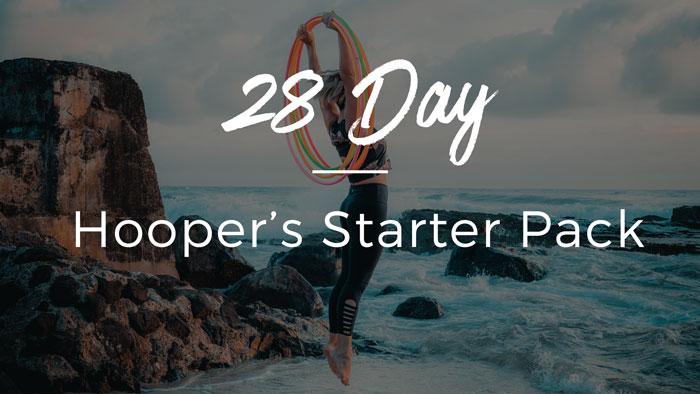 28 Day Hooper's Starter Pack