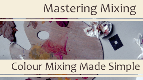 Mastering Mixing with Munsell