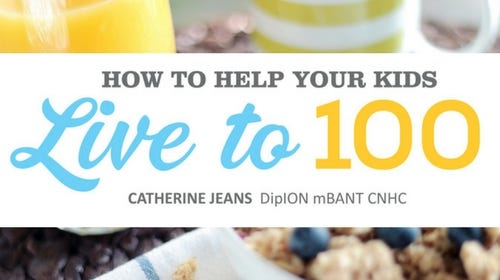 How to help your kids live to 100