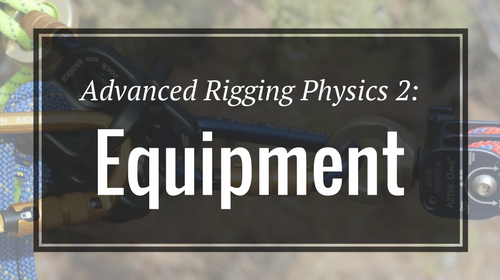 Advanced Rigging Physics 2: Equipment