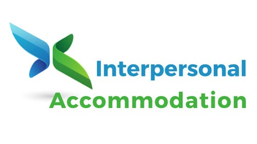 The Interpersonal Accommodation