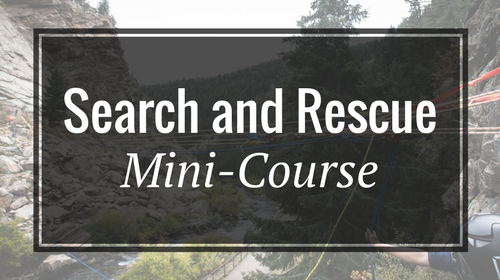 Search and Rescue Mini-Course