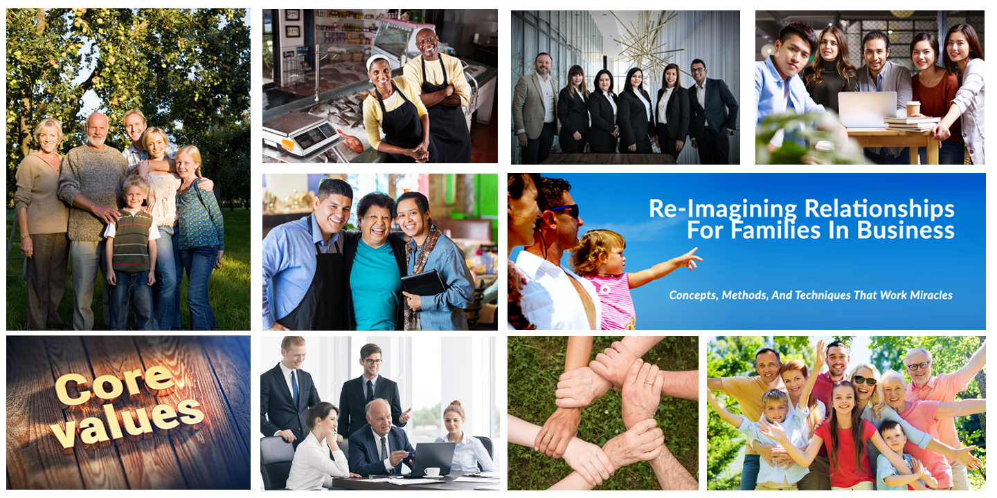 Re-Imagining Relationships for Families in Business