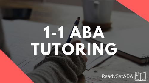 1-1 Tutoring - 1 Hour