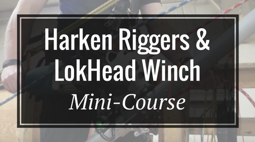 Harken Riggers & LokHead Winch Mini-Course