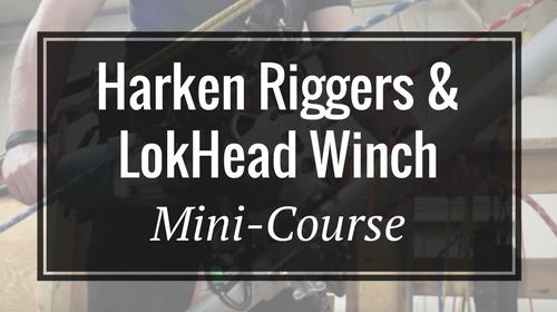Harken Riggers & LokHead Winch Mini-Course
