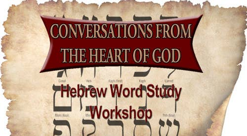 Conversations from the Heart of God Workshop (video course)