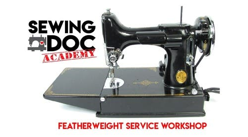 Featherweight Service Workshop