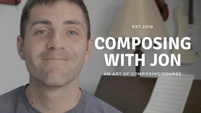 Bonus: Composing With Jon