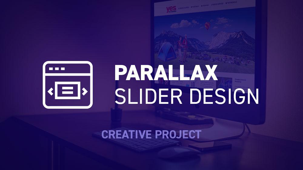 Parallax Slider Design
