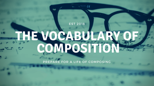 Fundamentals Preview: Build Your Composition Vocabulary