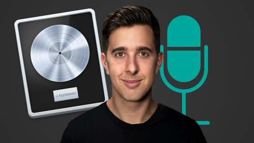 How to Mix a Voiceover in Logic Pro X