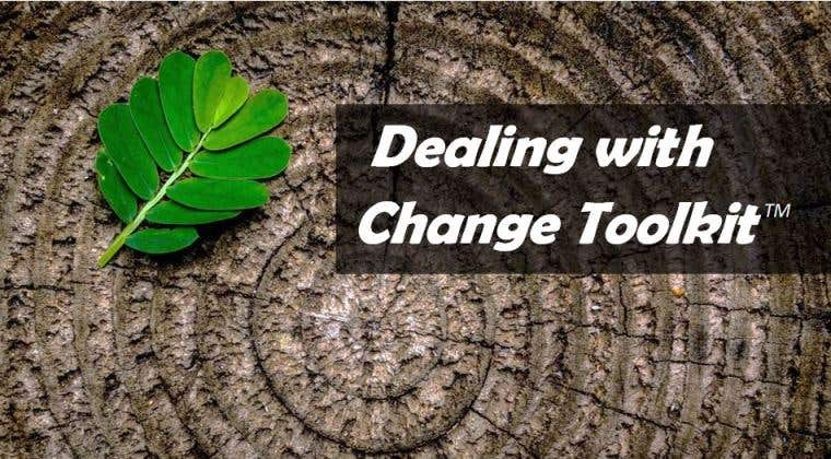 Dealing with Change TOOLKIT (for individuals)