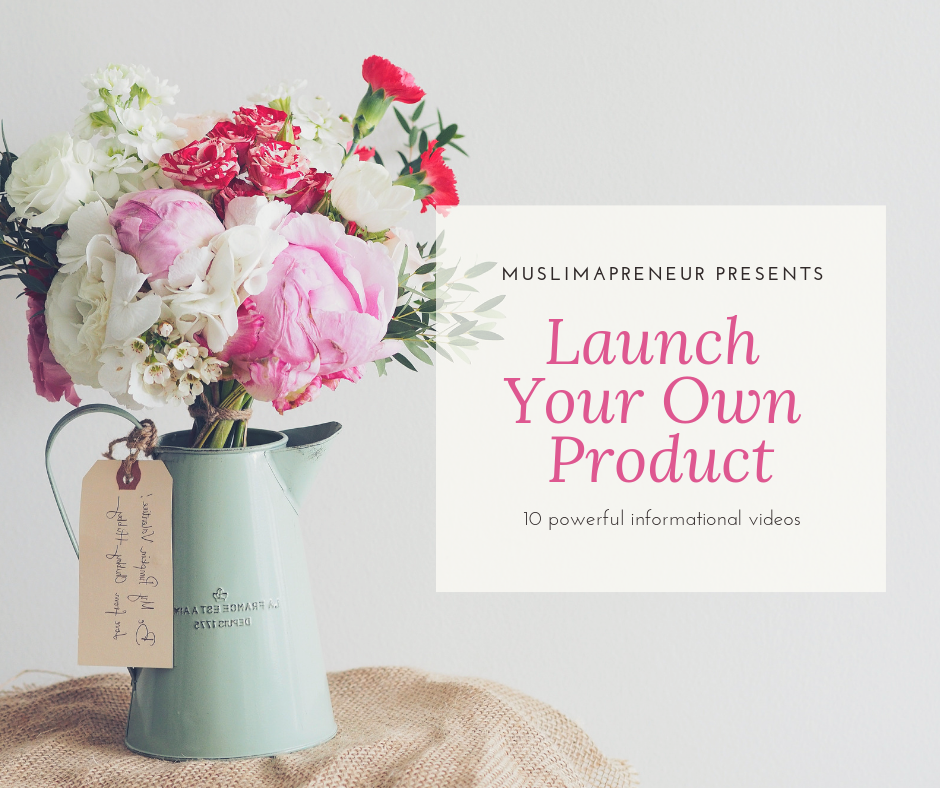 Sell Your Own  New Product