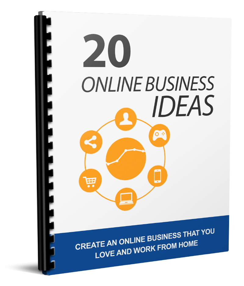 20 ONLINE BUSINESS IDEAS YOU CAN  START