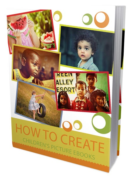 How to create Children's Picture Book