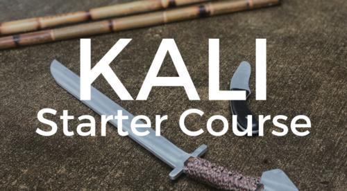 KALI STARTER COURSE