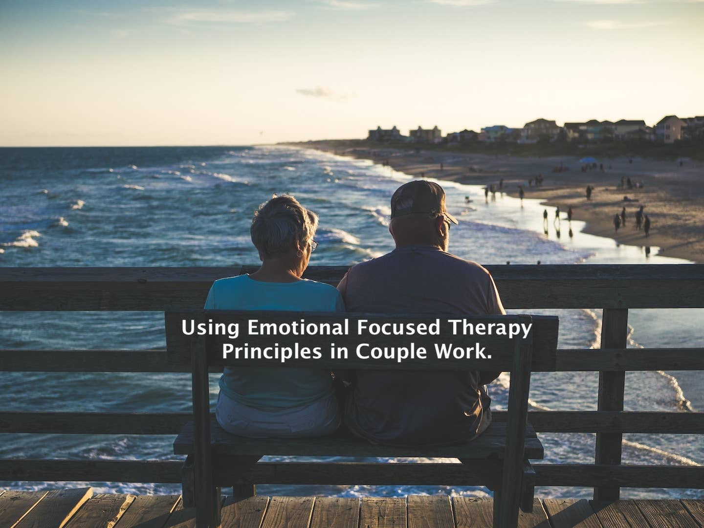 Mini Series Part 3 of 12 - Using Emotional Focused Therapy Principles in Couple Work.