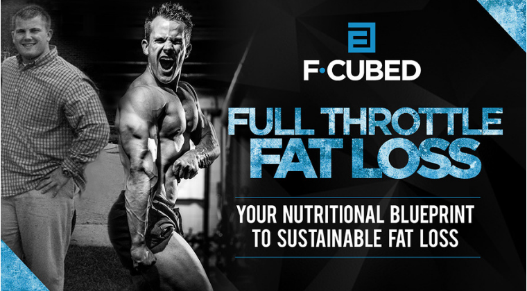 Full Throttle Fat Loss: Your Nutritional Blueprint to Sustainable Fat Loss