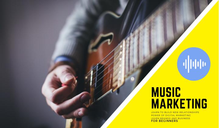 Digital Music -  Marketing