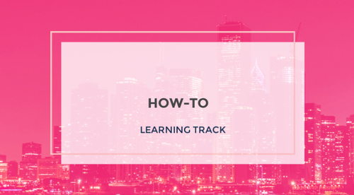 How-To Track