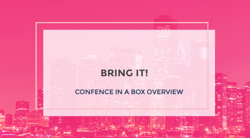 Conference in a Box Overview