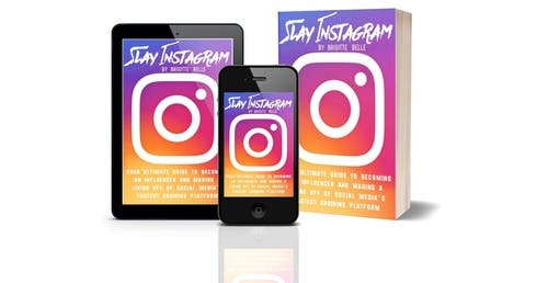 Slay Instagram: Your Ultimate Guide to Building a Following, Becoming an Influencer, and Making a Living Off of Social Media's Fastest Growing Platform