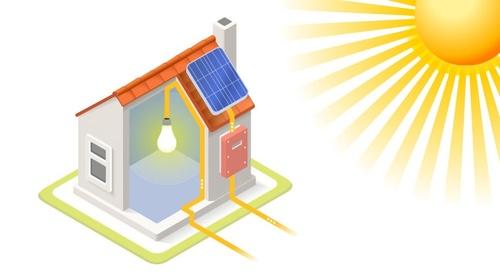 Grid-Tied Solar PV System Design