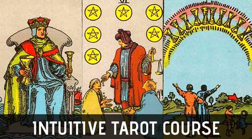 INTUITIVE TAROT COURSE