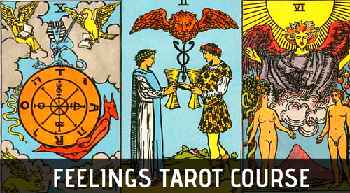 LEARN TO READ FEELINGS IN TAROT