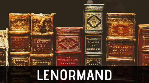 LENORMAND COURSE