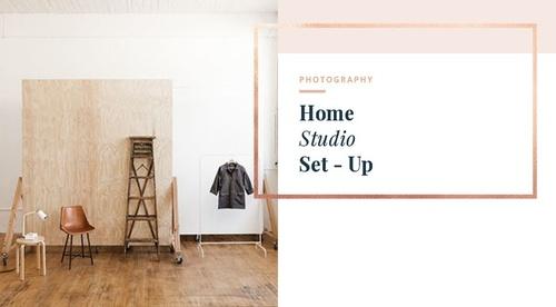 Home Studio - Set Up