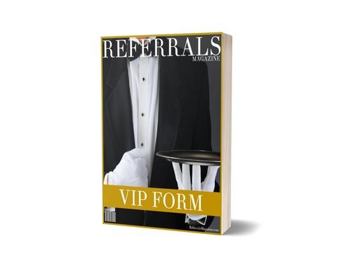 VIP form