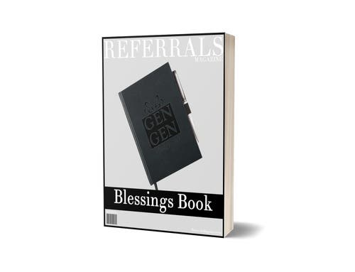 Blessings Book