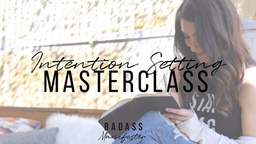 Badass Manifester Masterclass