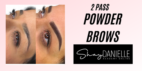 The Art & Science of Powder Brows